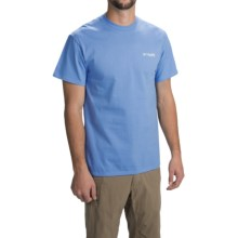 Columbia Sportswear PFG At the Helm T-Shirt - Short Sleeve (For Men) in White Cap/White - Closeouts