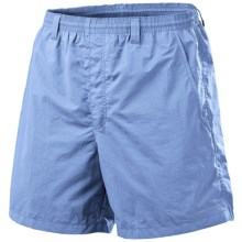 Columbia Sportswear PFG Backcast II Water Trunk Shorts - UPF 50 (For Men) in White Cap - Closeouts