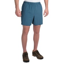 Columbia Sportswear PFG Backcast III Water Shorts - UPF 50, Built-In Brief (For Men) in Blue Heron - Closeouts
