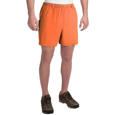 Columbia Sportswear PFG Backcast III Water Shorts - UPF 50, Built-In Brief (For Men) in Jupiter - Closeouts