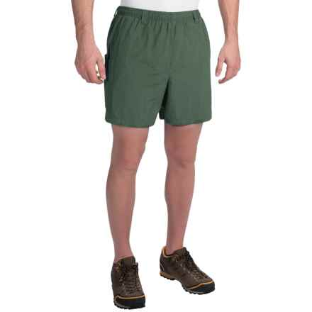 Columbia Sportswear PFG Backcast III Water Shorts - UPF 50, Built-In Brief (For Men) in Pond - Closeouts