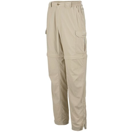 Columbia Sportswear PFG Backcountry Convertible Pants - UPF 30 (For Men) in Fossil