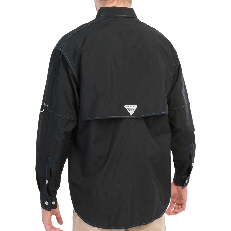 Columbia sportswear pfg bahama ii fishing shirt for men for Men s fishing apparel