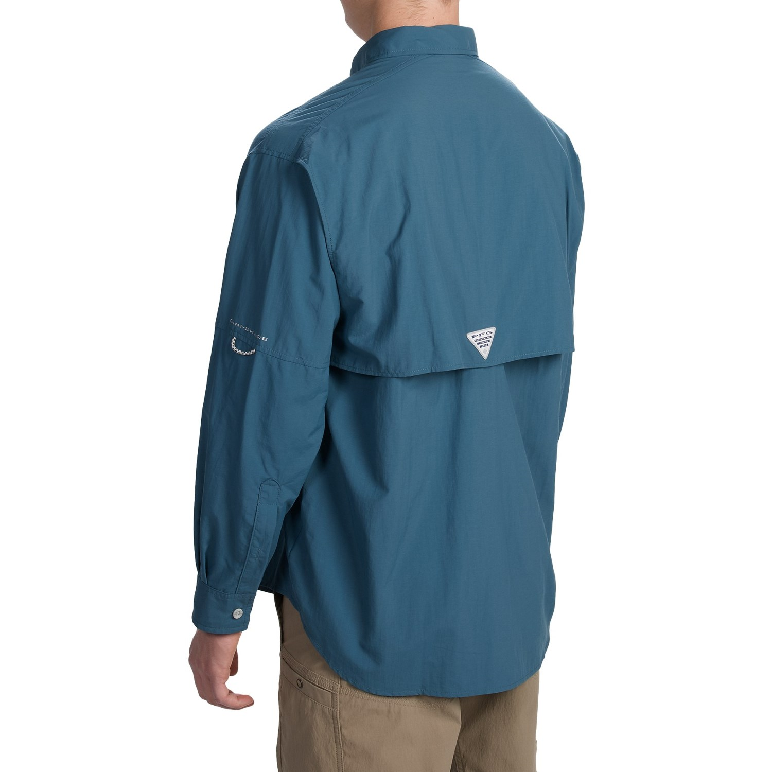 columbia sportswear pfg bahama ii fishing shirt for men
