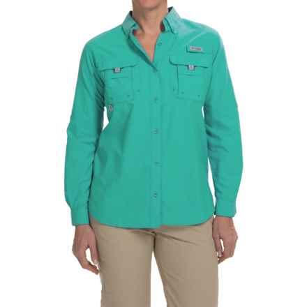 Columbia Sportswear PFG Bahama Shirt - UPF 30, Long Sleeve (For Women) in Miami - Closeouts