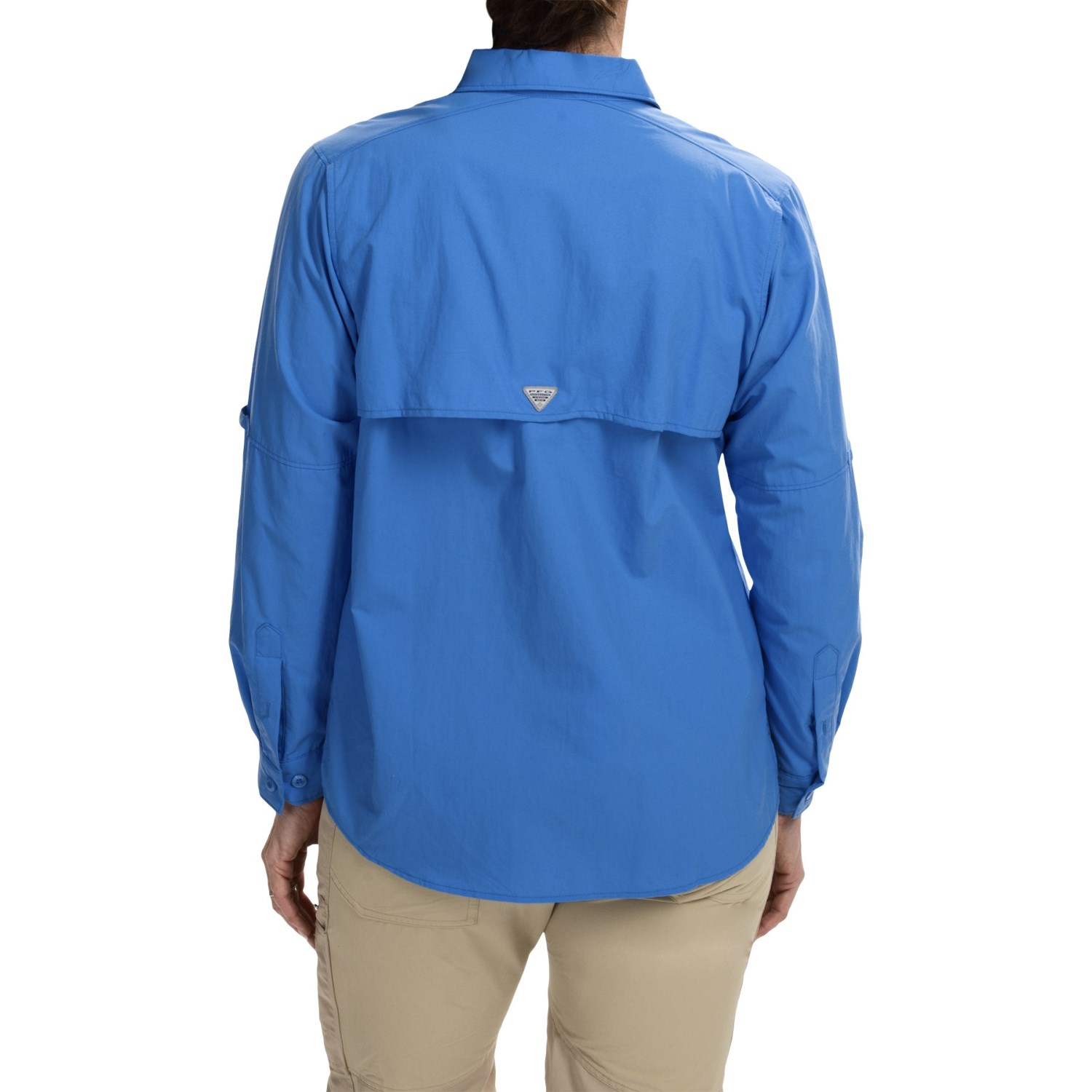 Columbia pfg womens taconic golf club for Columbia shirts womens pfg