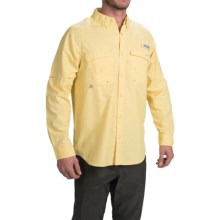 Columbia Sportswear PFG Baitcaster Fishing Shirt - UPF 50+, Long Sleeve (For Men) in Sunlit - Closeouts