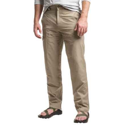 Columbia Sportswear PFG Barracuda Killer Pants - UPF 50 (For Men) in Fossil - Closeouts