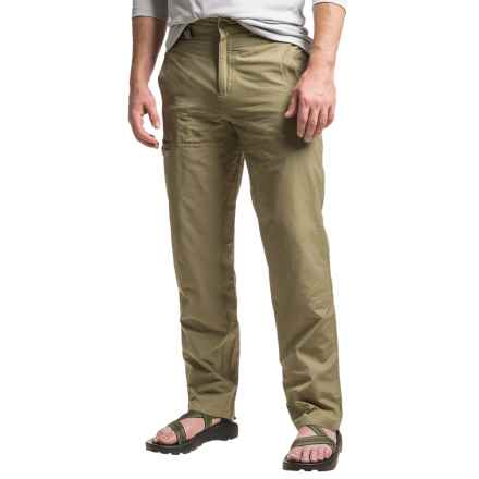 Columbia Sportswear PFG Barracuda Killer Pants - UPF 50 (For Men) in Sage - Closeouts