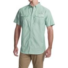 Columbia Sportswear PFG Beadhead Oxford Shirt - UPF 30 (For Men) in Gemstone Oxford - Closeouts