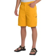 Columbia Sportswear PFG Big Katuna II Omni-Shield® Shorts - UPF 50 (For Men) in Stinger - Closeouts