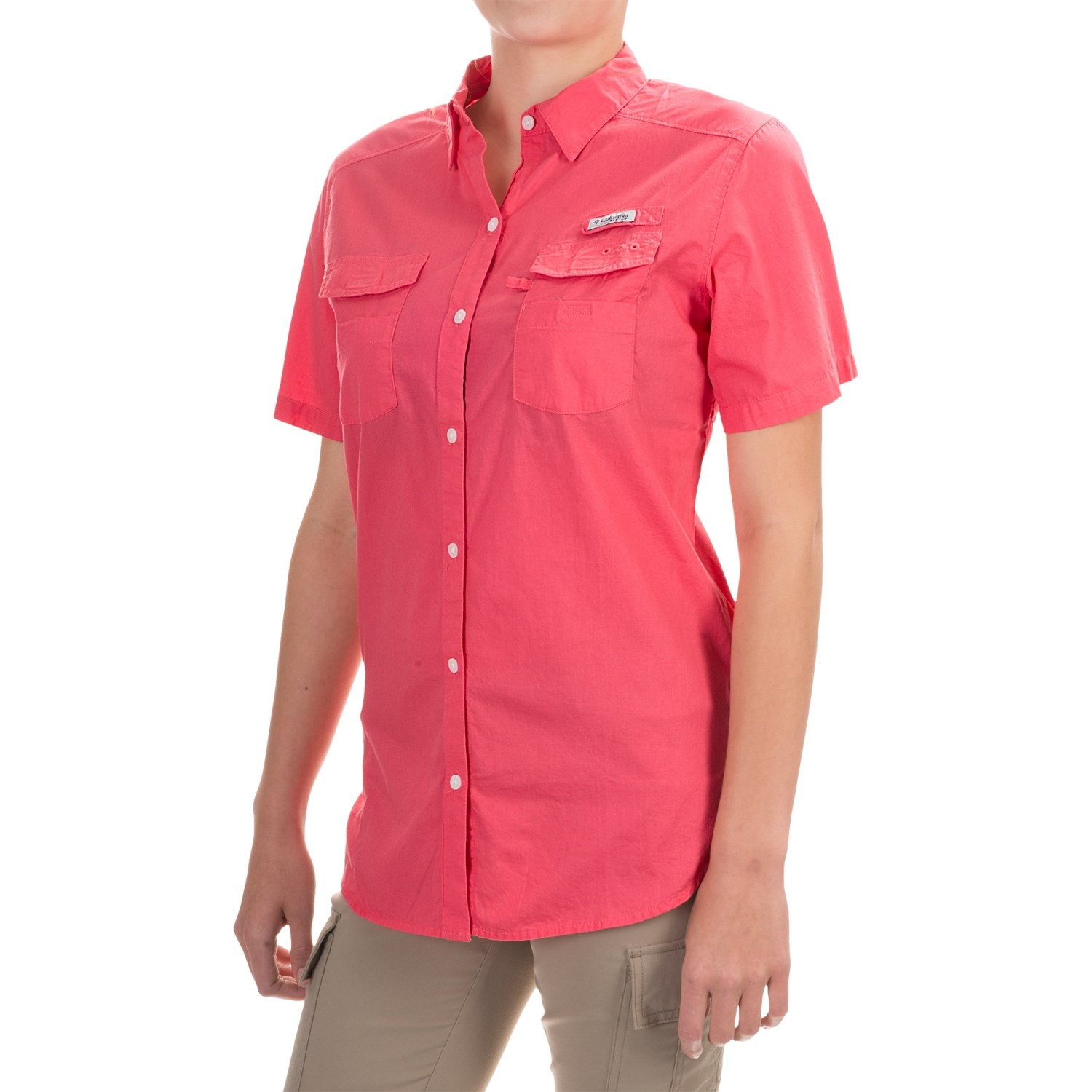 columbia sportswear pfg bonehead ii fishing shirt for women