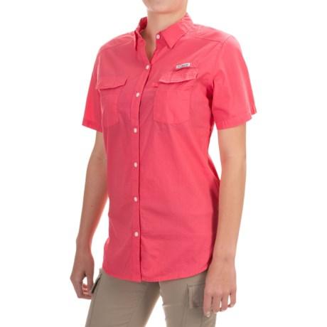 Columbia bonehead shirt review of columbia sportswear for Womens fishing shirt