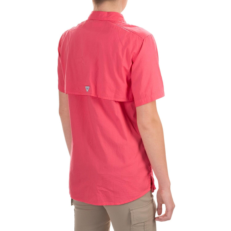 Womens Short Sleeve Shirts  Columbia Sportswear