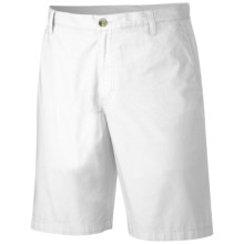 Columbia Sportswear PFG Bonehead Omni-Shade® Shorts - UPF 50 (For Men) in White - Closeouts