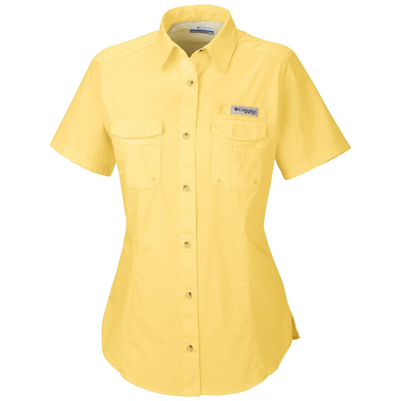Columbia sportswear pfg bonehead shirt short sleeve for for Columbia bonehead fishing shirt