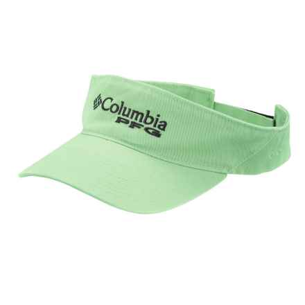 Columbia Sportswear PFG Bonehead Visor in Key West - Closeouts