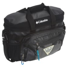 Columbia Sportswear PFG Captain's Duffel Bag in Black - Closeouts