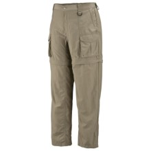 Columbia Sportswear PFG Convertible Pants - UPF 15 (For Big Men) in Sage - Closeouts