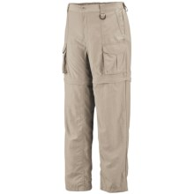 Columbia Sportswear PFG Convertible Pants - UPF 15 (For Men) in Fossil - Closeouts
