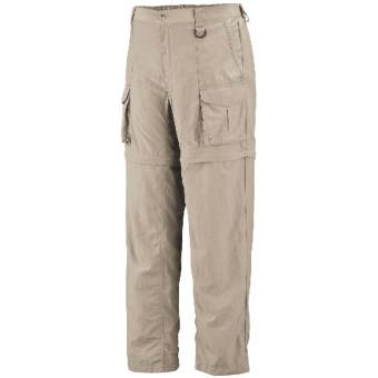 Columbia Sportswear PFG Convertible Pants - UPF 15 (For Men) in Fossil