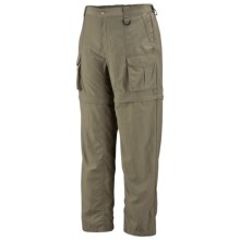 Columbia Sportswear PFG Convertible Pants - UPF 15(For Big Men) in Sage - Closeouts