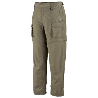 Columbia Sportswear PFG Convertible Pants - UPF 15(For Big Men) in Sage