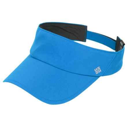 Columbia Sportswear PFG Coolhead II Visor - Omni-Freeze® ZERO (For Men) in Super Blue - Closeouts