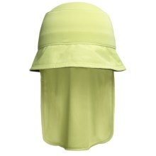 Columbia Sportswear PFG Freezer Bucket Hat - UPF 30 (For Women) in Coolant - Closeouts