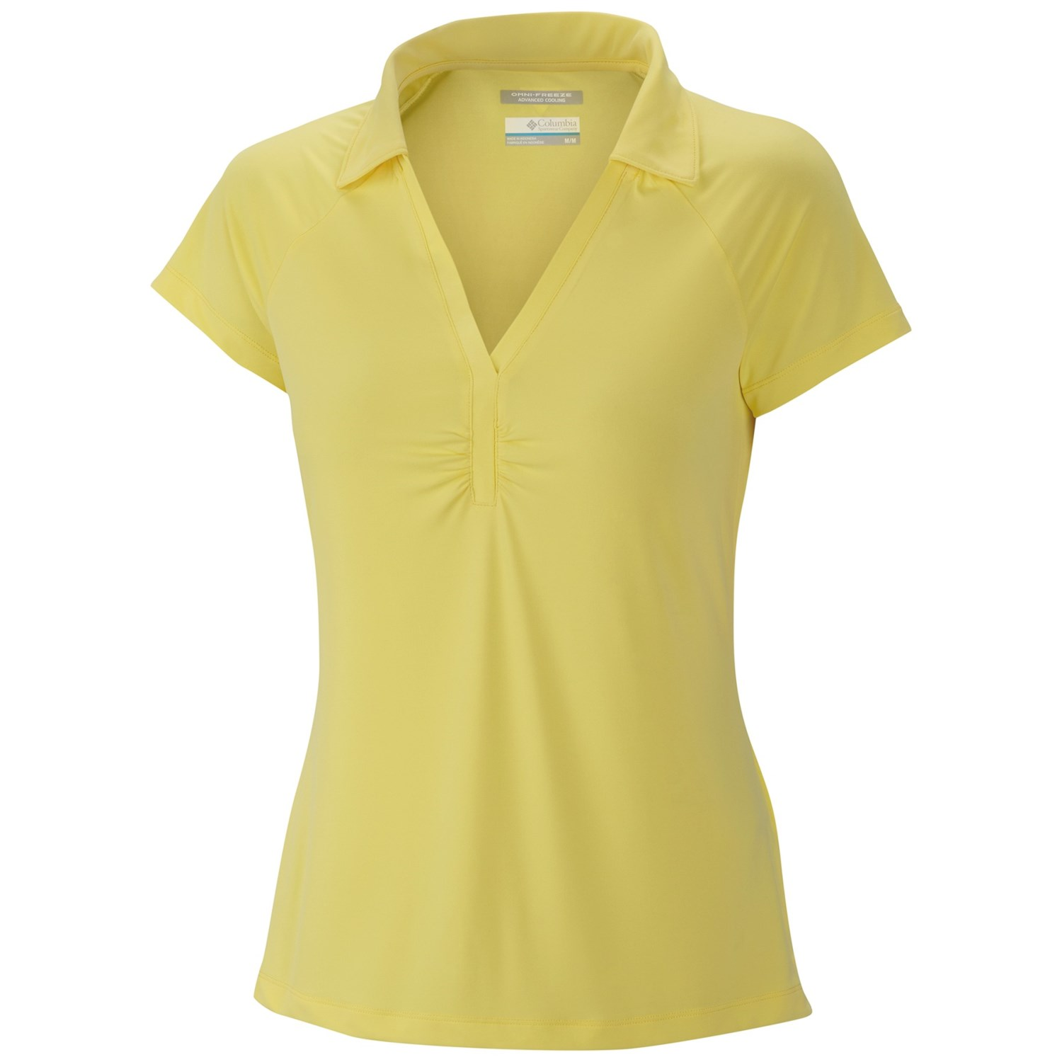 Columbia sportswear pfg freezer iii polo shirt upf 50 for Columbia shirts womens pfg