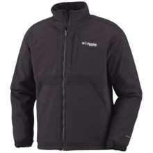 Columbia Sportswear PFG Gale Warning Omni-Heat® Fleece Jacket (For Men) in Black - Closeouts
