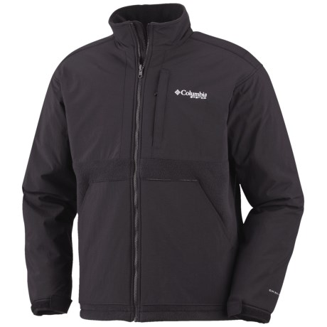 Columbia Sportswear PFG Gale Warning Omni-Heat® Fleece Jacket (For Men)
