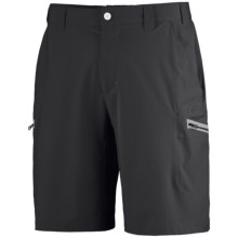 Columbia Sportswear PFG Grander Marlin Tech Shorts - UPF 50 (For Men) in Black - Closeouts