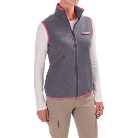 Columbia Sportswear PFG Harbourside Fleece Vest (For Women)