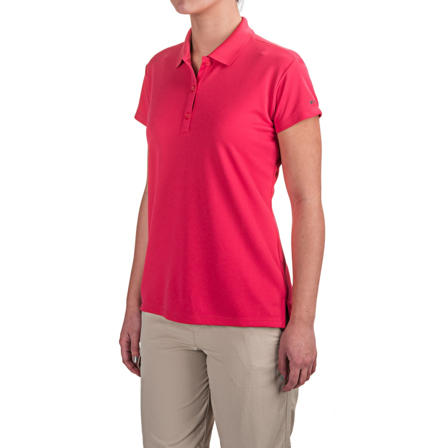 Columbia sportswear pfg innisfree polo shirt for women for Columbia shirts womens pfg