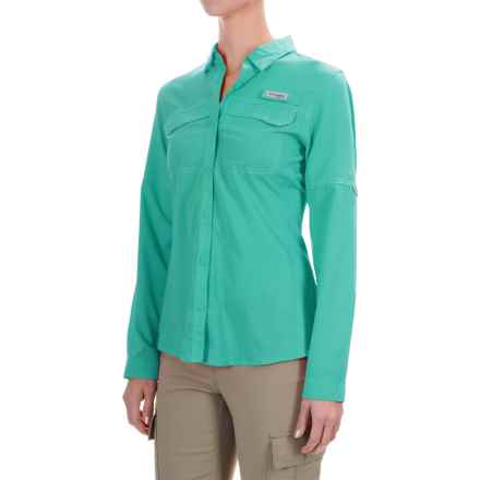 Columbia Sportswear PFG Lo Drag Shirt - UPF 40, Long Sleeve (For Women) in Miami - Closeouts