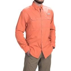 Columbia Sportswear PFG Low Drag Offshore Shirt - UPF 40, Long Sleeve (For Men) in Jupiter