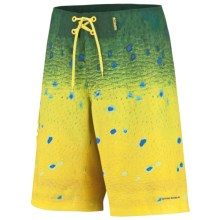 Columbia Sportswear PFG Offshore Teaser Action Boardshorts - UPF 30 (For Men) in Sunny, Dorado Fade - Closeouts