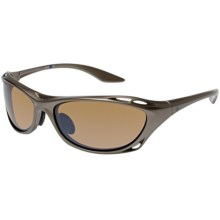 Columbia Sportswear PFG Pacifica Sunglasses - Polarized in Metallic Sage/Sienna - Closeouts