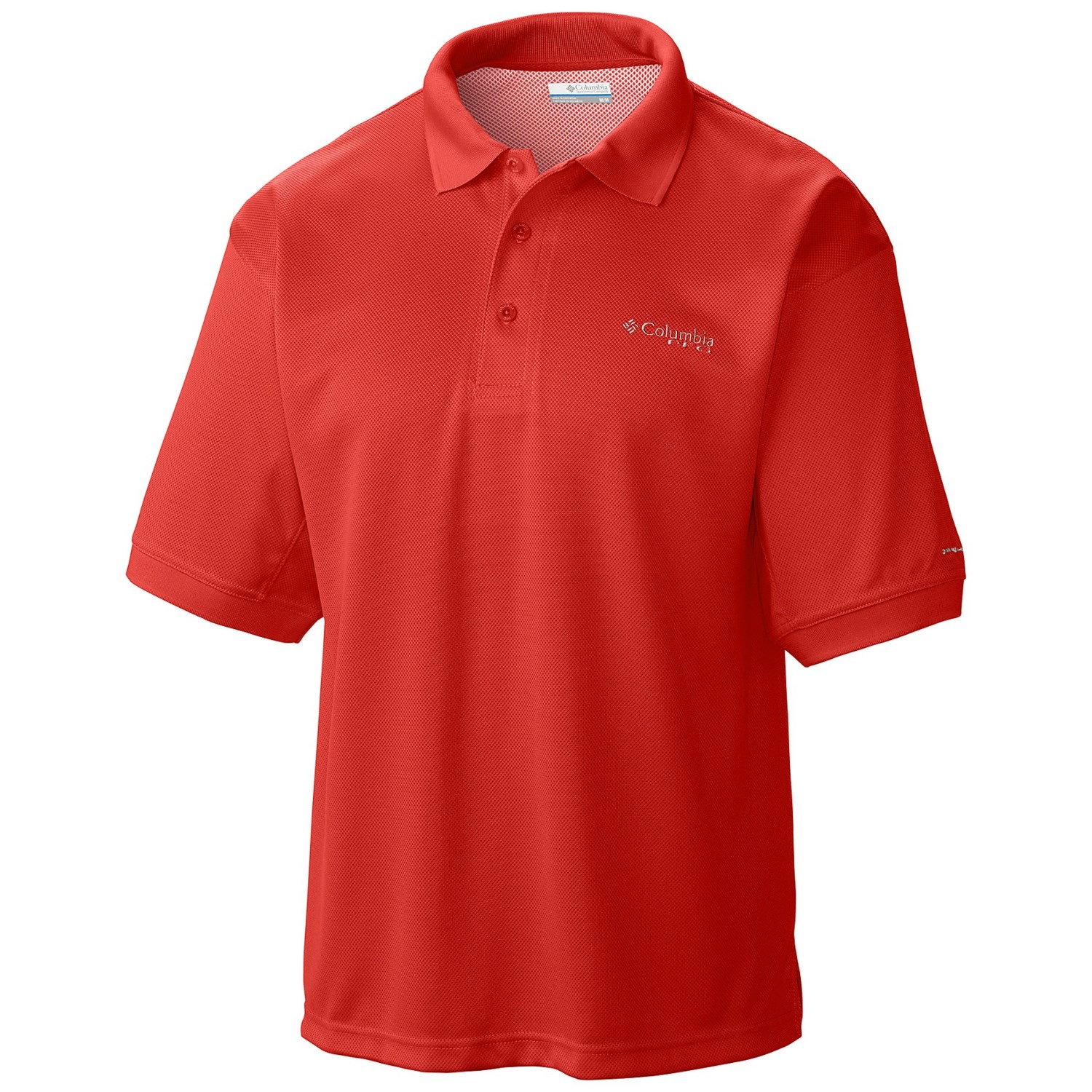 Columbia Sportswear Pfg Perfect Cast Polo Shirt For Big