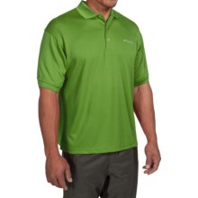 Columbia Sportswear PFG Perfect Cast Polo Shirt - UPF 30, Short Sleeve (For Men) in Clean Green - Closeouts