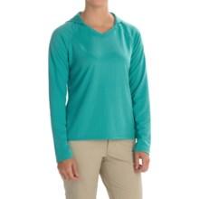 Columbia Sportswear PFG Skiff Agua Hoodie Shirt - Omni-Wick®, UPF 50, Long Sleeve (For Women) in Miami - Closeouts