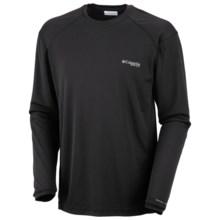 Columbia Sportswear PFG Skiff Guide III Shirt - UPF 30, Long Sleeve (For Men) in Black - Closeouts