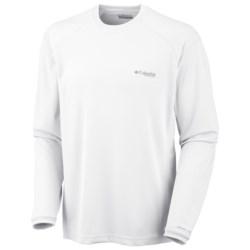 Columbia Sportswear PFG Skiff Guide III Shirt - UPF 30, Long Sleeve (For Men) in Black