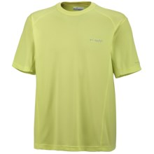 Columbia Sportswear PFG Skiff Guide III T-Shirt - UPF 30, Short Sleeve (For Men) in Neon Light - Closeouts