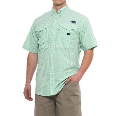 Columbia Sportswear PFG Super Bonehead Classic Shirt - UPF 30, Short Sleeve (For Men)