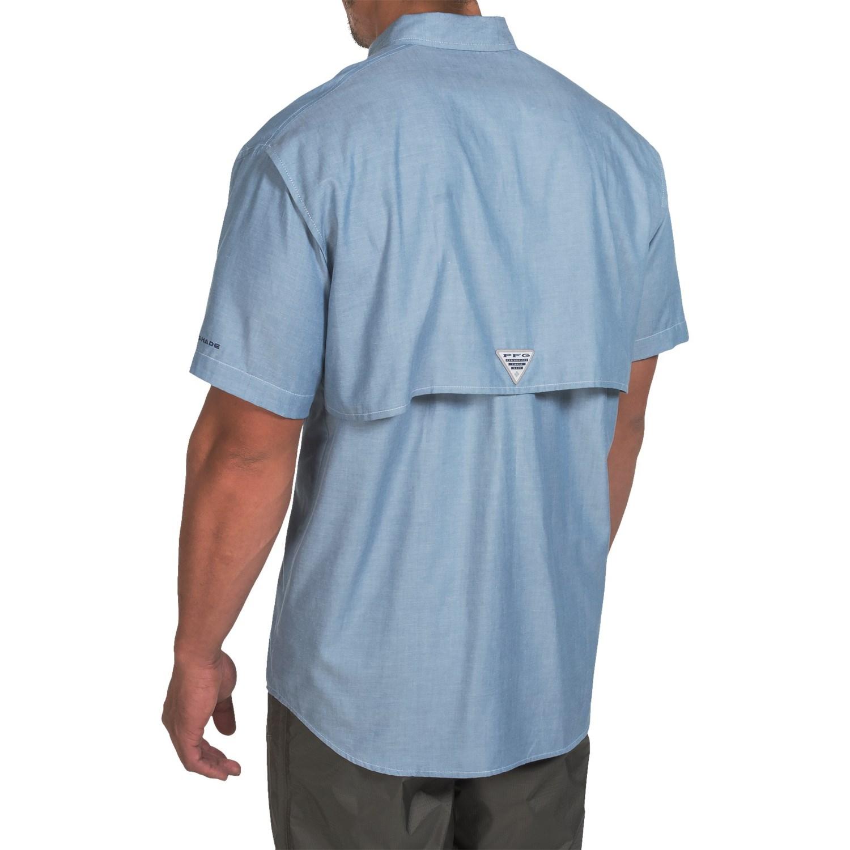 columbia sportswear pfg super bonehead classic shirt for men
