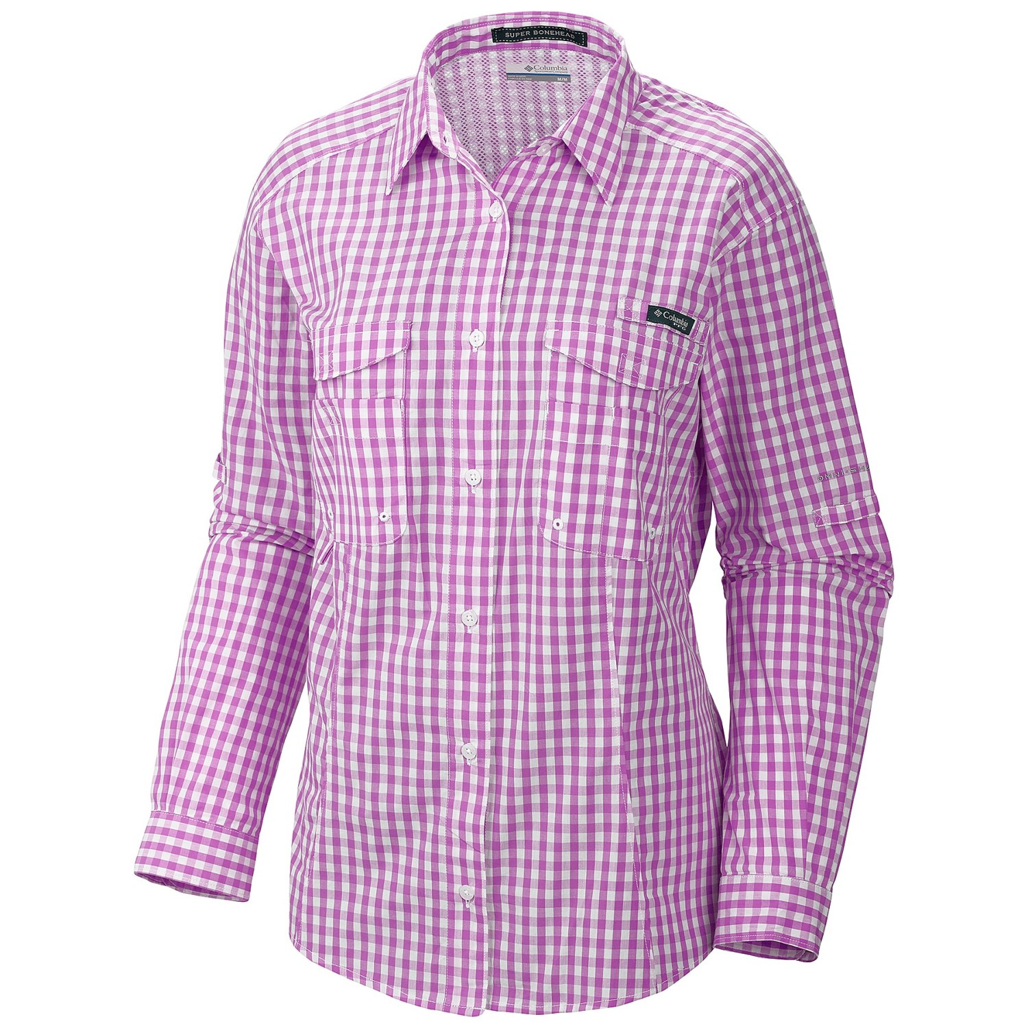 Columbia sportswear pfg super bonehead shirt upf 30 for Columbia shirts womens pfg