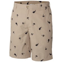 Columbia Sportswear PFG Super Bonehead Shorts - UPF 50 (For Men) in Fossil - Closeouts