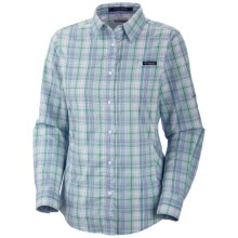 Columbia Sportswear PFG Super Tamiami Fishing Shirt - UPF 40, Long Sleeve (For Women) in Key West - Closeouts